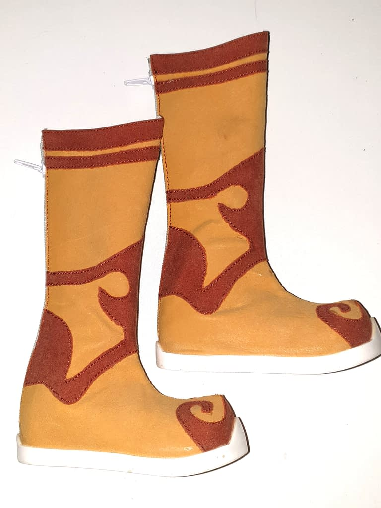 Dollzone Chinese fantasy boots