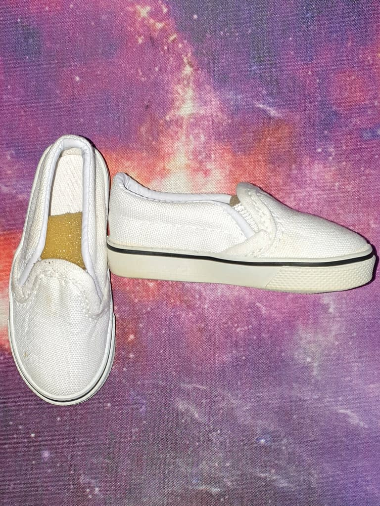MS Slip-on Shoes white 1/3 SD