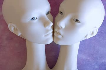 Metis doll heads pose ability center