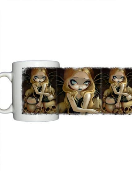 For sale Jasmine Becket Griffith A candle in the dark mug