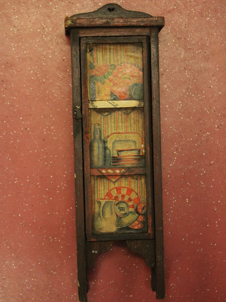 Cabinet for YoSD/ MSD dolls for sale